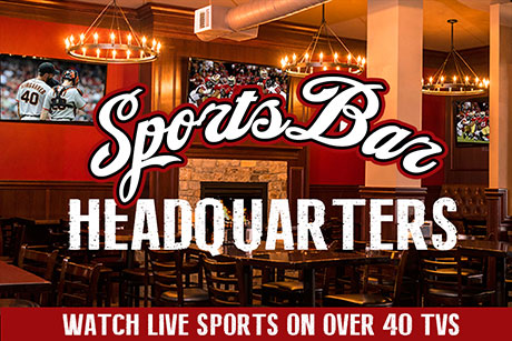 San Jose's Best Sports Bar